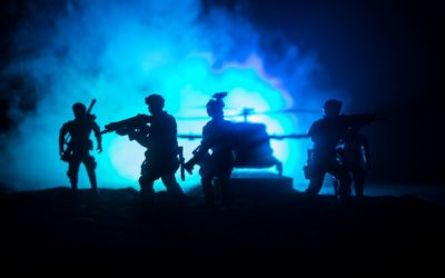 Special Operations Soldiers